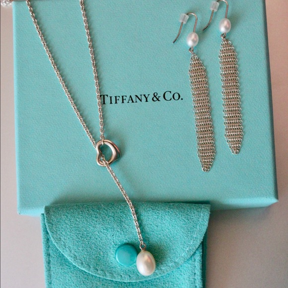 489cf011e Tiffany & Co. Jewelry | Tiffany Co Elsa Paretti Necklace And ...